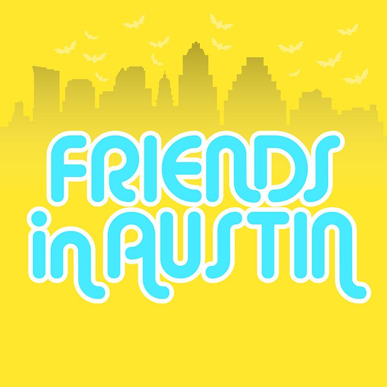 Friends in Austin Logo