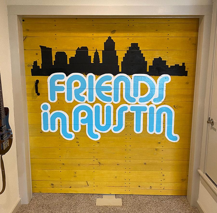 Friends in Austin Studio